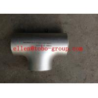 Quality TOBO STEEL Group  3000# SW RED TEE, 304/L- PMI TESTED for sale