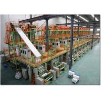 Buy Automatic Wall Stone Paper Making Machine With Single Screw Extruder 220V/380V/440V/3P at wholesale prices