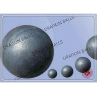 Quality Cr 2 Ball Mill Casting Steel Ball 12mm - 120mm With High Chemical Resistant for sale