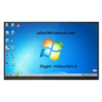 China Multi touch 505565707584 windows xp touch screen For hotel on sale