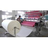 Commercial 76 Inch Automatic Quilting Machine 1.6 Meters For Car Cushion Protectors