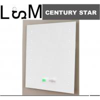 Buy cheap Touch Screen Illuminated Backlit Led Bathroom Mirror without frame from wholesalers