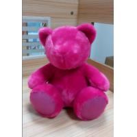 Quality Stuffed Plush Voice Device Purple Music Teddy Bear with /without head moving for sale