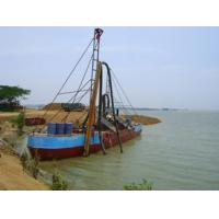 Quality small scale sand mining dredger equipment for sale