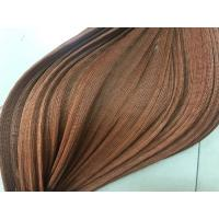 Quality 1890D Nylon Tire Cord Fabric , Fishing Net Fabric Low Shrinkage Plain Style for sale