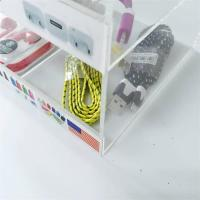 Counter Top Acrylic Mobile Phone Accessory Display