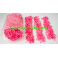 Quality Fancy colorful shredded paper ,tissue shredded paper ,colored shredded for sale