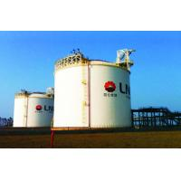 Quality LNG Receiving And Regasification Terminals Cryogenic Lng Storage Tanks for sale