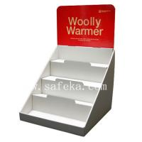 Buy 3 Tier Cardboard Box Display Stand at wholesale prices
