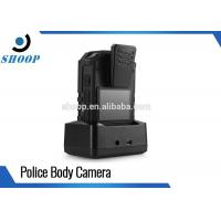 Quality Ambarella A7L50 Police Wearing Body Cameras , Police Wearable Camera IP67 32MP WIFI for sale