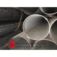 Quality Cold Finished Welded Steel Pipe , Scaffolding Steel Pipe ASTM / DIN Standard for sale