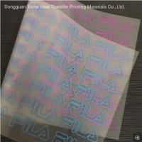Buy 48x64cm Size Hot/Cold Peel Matte/Glossy Heat Transfer PET Release Film Sheets at wholesale prices