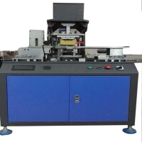 China Smart Card Machine Automatic Card Hot Stamping Machine for RFID Smart card making on sale