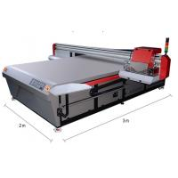 Quality Fast Speed Printing Flatbed Uv Digital Printer Double LED UV Lamps With Water Cooling for sale