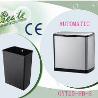 Quality Sensor garbage bin stand heavy infrared dustbin/25l for sale