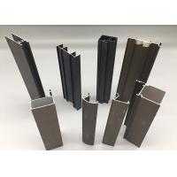 Quality Shop / Kitchen Anodized Aluminum Profiles L Shaped Aluminium Extrusion for sale