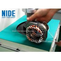 Quality AC Induction Motor Stator Washing Machine Coil Lacing Equipment for sale