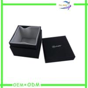 China Handmade Paper Cardboard Wrist Watch Box , Watch Display Box on sale