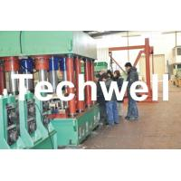 Quality Steel Silo Corrugated Roll Forming Machine For Steel Corrugated Sheets, Galvanized Sheet for sale