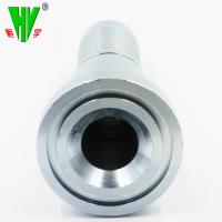 Quality Hydraulic hose flange adapter carbon steel forging flange coupling for sale