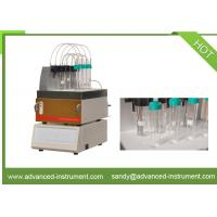 China Animal and Vegetable Fats and Oil Determination Instrument of Oxidative Stability on sale