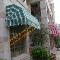 Retractable Elegance Door Entrance Window Manual  French Awning