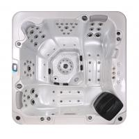 Buy Combo Massage Pure Spa Hot Tub , Jet Spa Tub With Aesthetic Design SAA / CE at wholesale prices