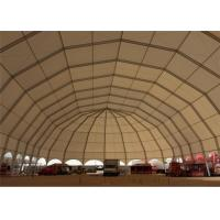 Quality 20m Diameter Waterproof Industry Business Clearspan Structure Polygon Shelter for sale