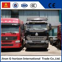 Quality Prime Mover Truck 371HP Euro2 Standard Emission A7-G Cab truck head tractor truck for sale