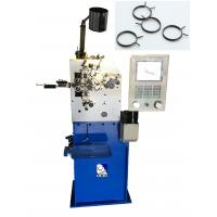 Buy High Accuracy Compression Spring Machine 1200m / Min With CNC Control System at wholesale prices