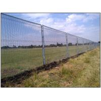 Quality Clearvu High Security Wire Fence Panels 3X0.5 3mm/4mm wire diameter for sale
