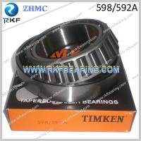 Quality USA Timken 598/592A Tapered Roller Bearing for sale