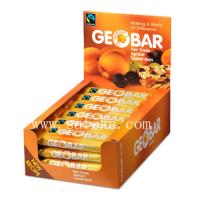 Quality Food counter display with paper shipping packaging box for sale