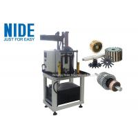 Quality 1KW End Cover Shaft Commutator Armature Pressing Machine for sale