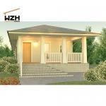 Quality Vocation Modular Prefab Cabin for Log Homes for sale