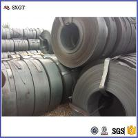 China high quailty 300mm width hot rolled steel strip/coil galvanized steel coil on sale