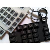 Quality High Quality Silicone Rubber Keypads LTRK006 for sale