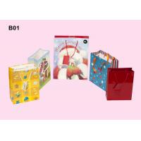 Quality Recyclable Paper Carrier Bag, Promotional Paper Bags For Shopping Packaging OEM for sale