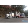 Vehicle Borne Mobile Transformer Substation Prefabricated 110 - 132 Kv for sale