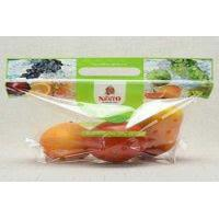 Quality Stand Up Fresh Fruit Bags Packaging BOPP Material Reusable With A Tear Notch for sale