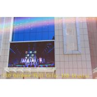 China Outdoor Rgb P10 Led Display Module Full Color  Smd Led Screen 160*160mm on sale