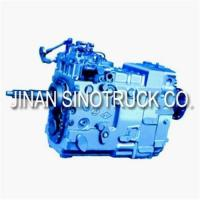 Quality SINOTRUK HOWO PARTS:gear-box ZF5S-150GP for sale