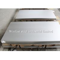 Quality 316L Cold Rolled Stainless Steel Sheet 1000mm 1219mm 1500mm Width For Industry for sale