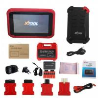 Quality XTOOL X-100 PAD Tablet Key Programmer with EEPROM Adapter Support Special Functions for sale