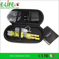 Quality eGo ce4 starter kits with diamond eGo battery for sale