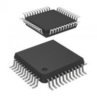 China Microcontrollers MCU 8 Bit Electronic Integrated Circuits CISC 16KB Flash 5V 44 Pin LQFP Tray on sale