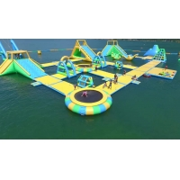China Inflatable Water Park For Outside Entertainment on sale