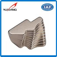 Quality Special Custom Shaped Magnets , Strong Neodymium Magnets Nickel Coating for sale