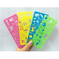 China 24 Creative Plastic Stencils from Highlights on sale