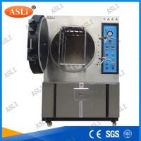 China RT 135℃ Saturated Steam Temperature HAST High Pressure Chamber For Stress Testing on sale